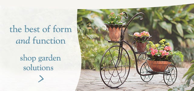 The best of form and function - shop garden solutions