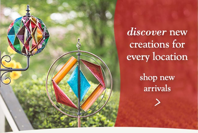 Discover new creations for every location - Shop new arrivals